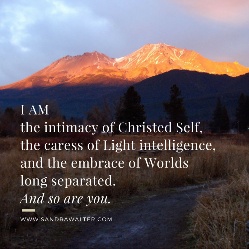 Intimacy of Christ