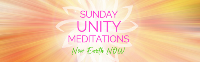 Unique Experiences in the SUNday Unity Meditations