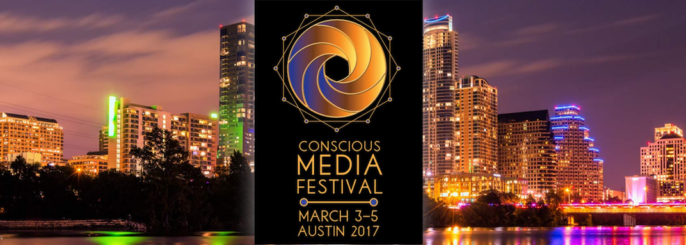 Join me at the Conscious Media Festival in Austin!