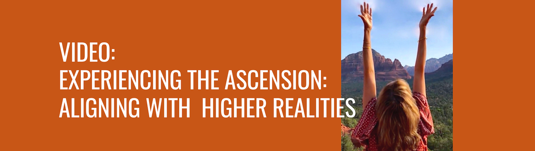 Video: Experiencing the Ascension with Suzanne Ross